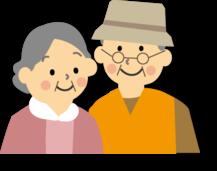 日本にいる両親